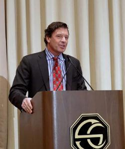 Robert Semrad Foundation Speech