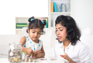 Talk with kids about money early